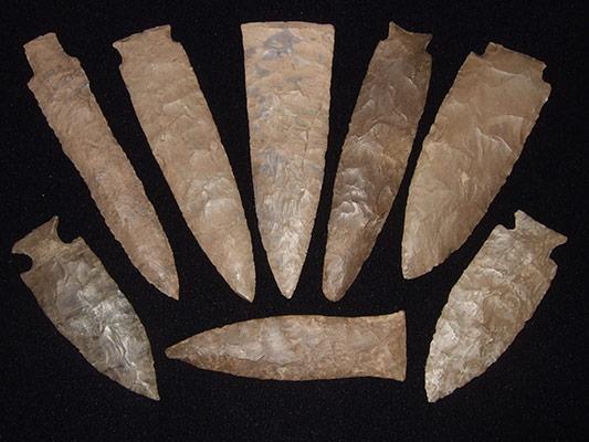 Sam Cox Artifacts